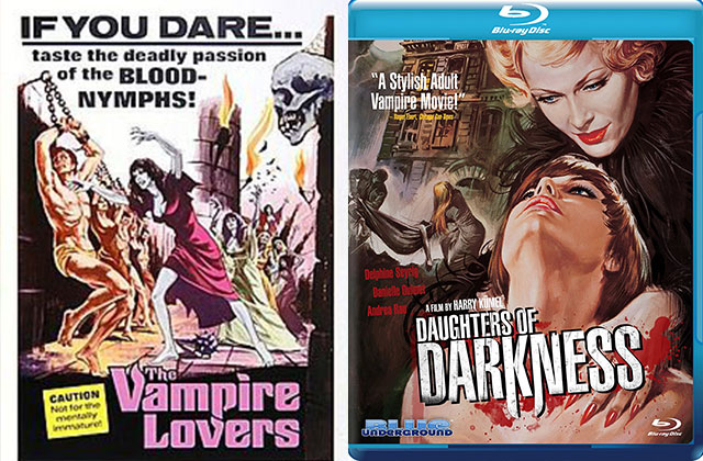 Queerly Digital: Lesbian vampires to usher in the Halloween season