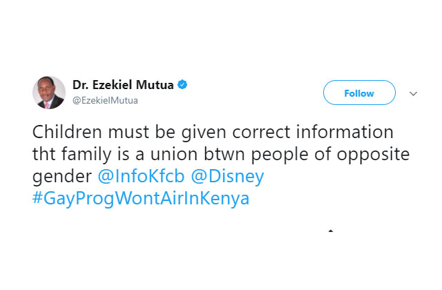 Disney Channel Show Banned From Kenya Following Gay Storyline