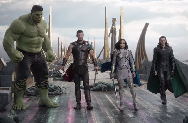 Marvel Cuts Scene Hinting at Character's Bisexuality in 'Thor: Ragnarok'