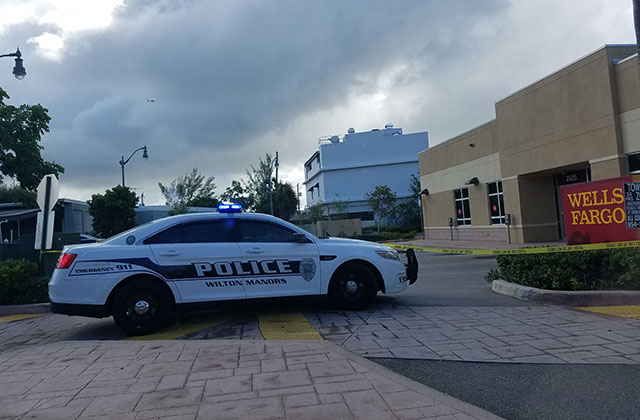 Wilton Manors Wells Fargo Robbed For Fourth Time
