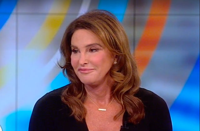 In Diversity Speech, Caitlyn Jenner Says Trump Set Trans Community 'Back 20 Years'
