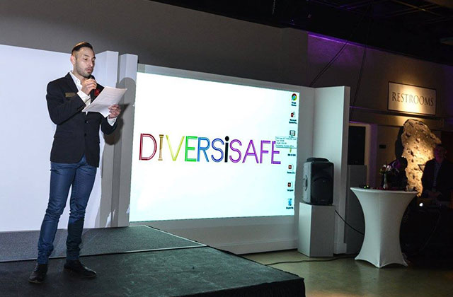 DiversiSAFE Combines Food, Fun and Life-Saving Information