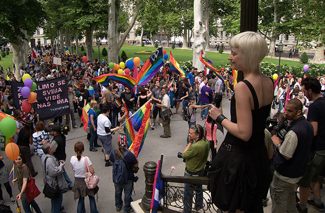 European LGBT Movements Mobilizing and Rising