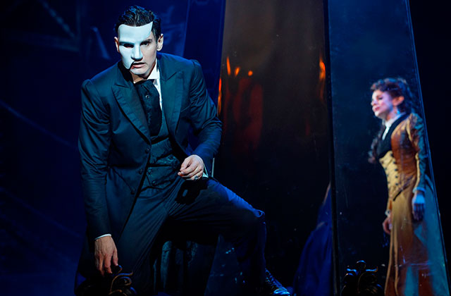 The Phantom Returns — This Time on Coney Island