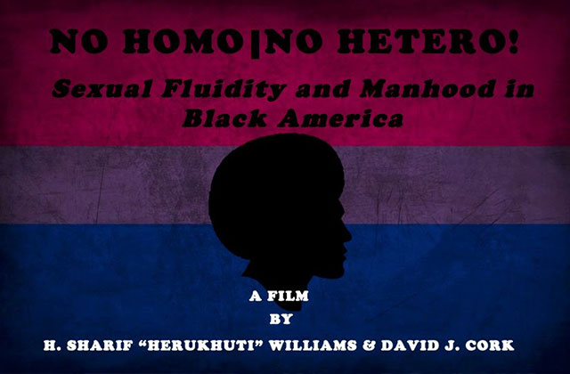 New Documentary Film Project Explores Sexual Fluidity in Male Black America