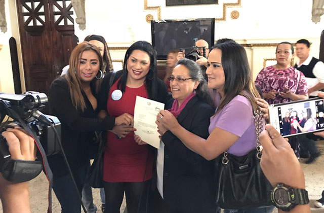 Transgender Rights Bill Introduced in Guatemala