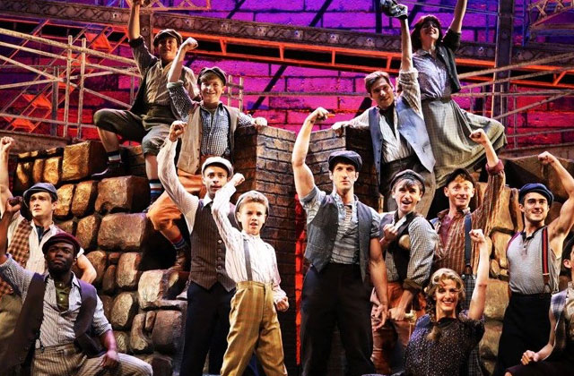 Extra Good News: 'Disney Newsies the Musical' Comes to Jupiter!