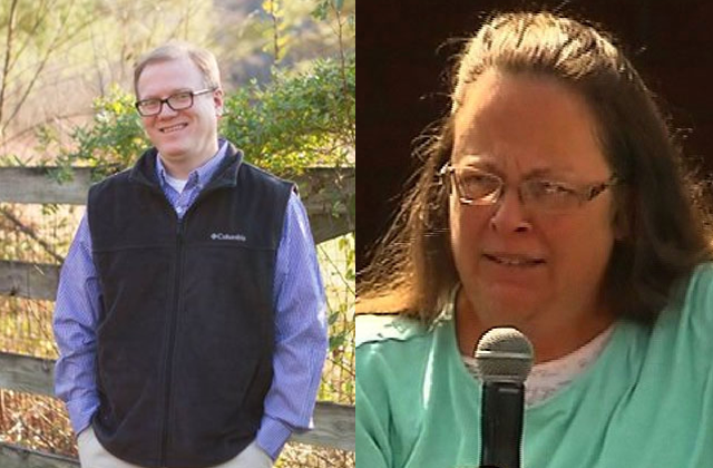 Gay Kentucky Man Loses Bid to Challenge GOP Clerk Kim Davis