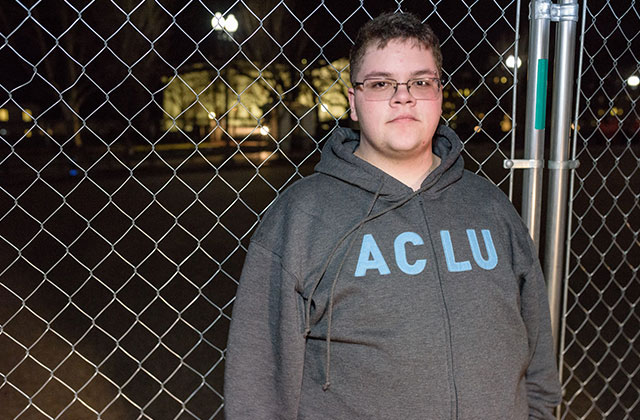 Trans Student: This isn't about a wedding cake, it's about civil rights