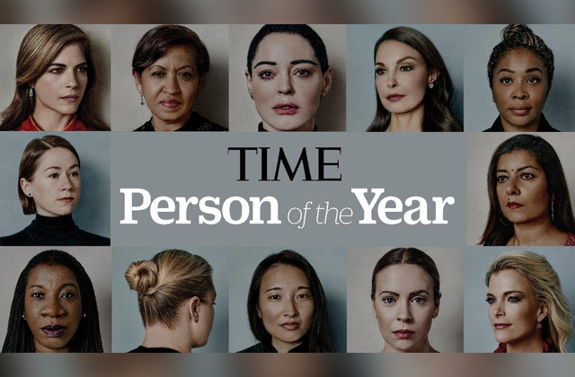 'The Silence Breakers' Call Out Trump and Other Alleged Abusers in TIME's Person of the Year Issue
