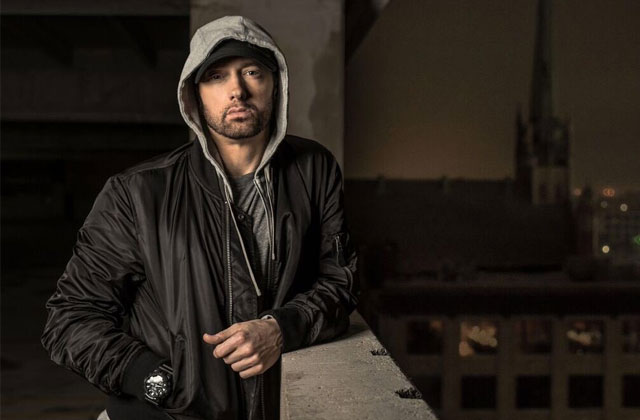 In New Interview, Eminem Talks Anti-Gay Lyrics and Dating on Grindr