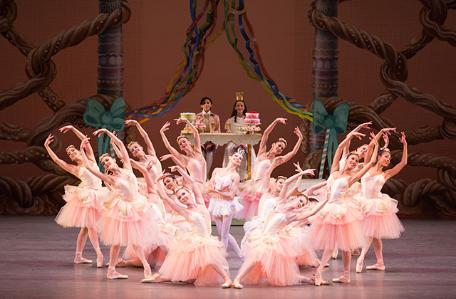 New Nutcracker a Technicolor — and Technological — Treat