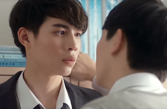 Thailand Lip Balm Commercial Features A Gay Teen Drama