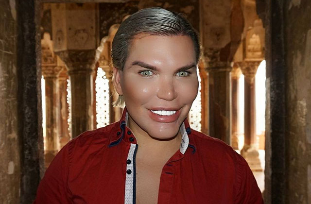Human Ken Doll Reveals He's Asexual