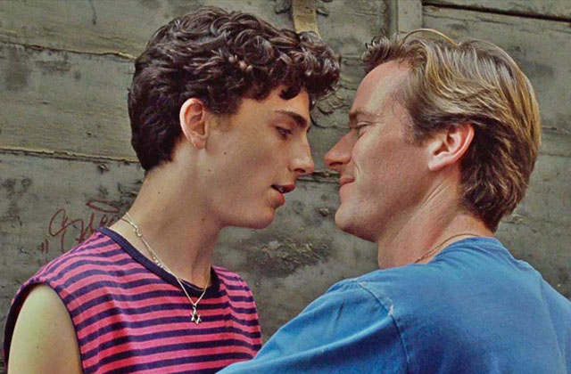 'Call Me By Your Name' Winner with LGBTQ Critics