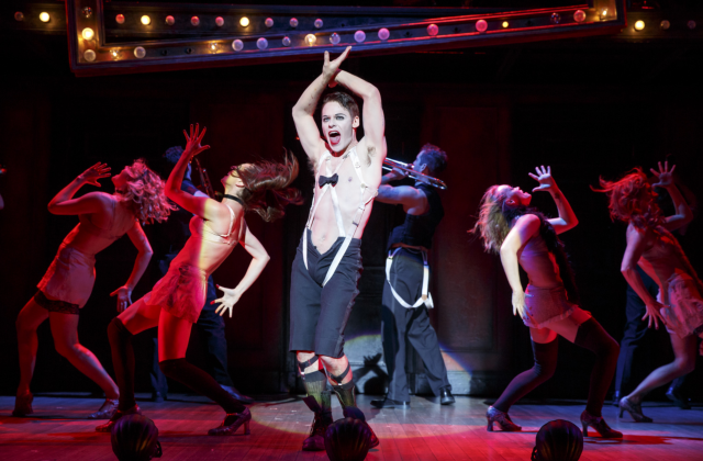 'Queer as Folk' Star All Grown Up, Touring Country in 'Cabaret'