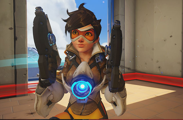 CONFIRMED: Overwatch's Tracer is a Lesbian