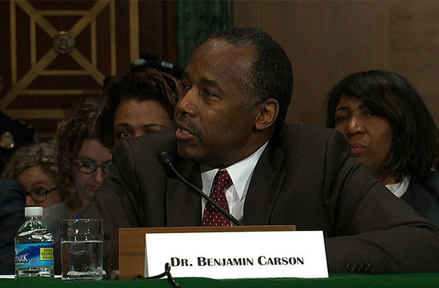 Black LGBT Group Opposes Carson Nomination