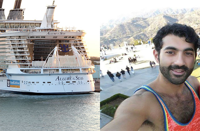 Iranian Passenger on Cruise Detained at Port Everglades