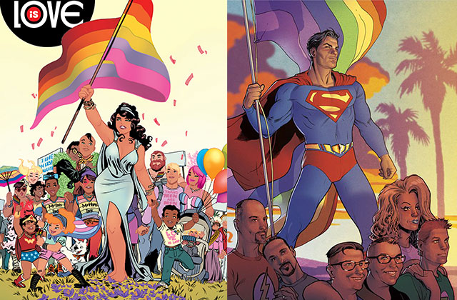 Love Is Love: New comic book honors victims and survivors of pulse massacre
