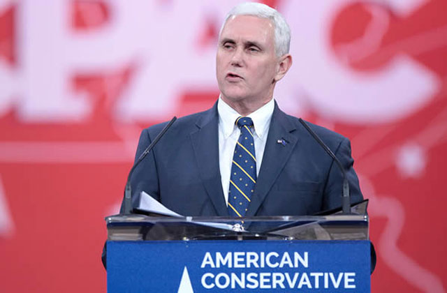 Pence Dodges on Anti-LGBT 'Religious Freedom' Executive Order
