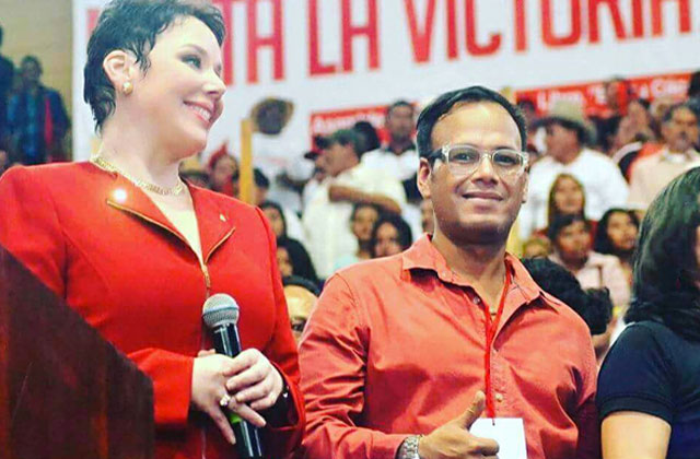 Activist Seeks to Become First LGBT Member of Honduran Congress