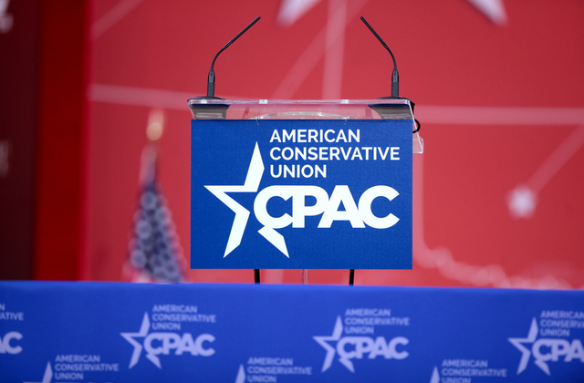 CPAC Disinvites Keynote Speaker Over Pedophilia Statements
