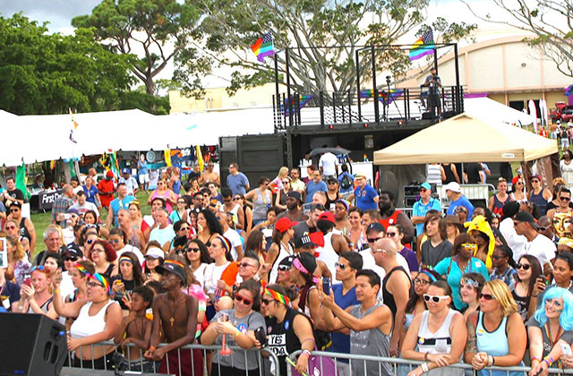 Pride Fort Lauderdale Celebrates 40 Years