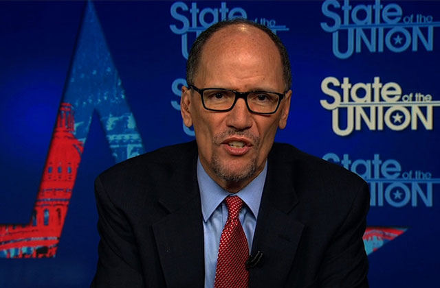 Democrats Pick Perez To Chair Party