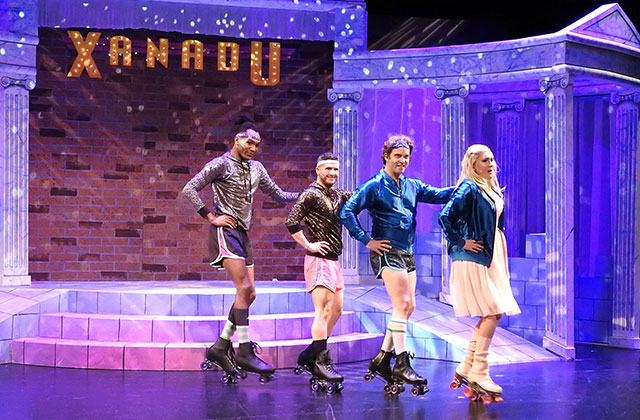 Slow Burn's 'Xanadu' is a Campy Greek Classic
