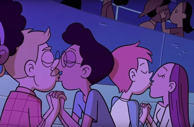 Column: LGBT Characters Need More than a 'Moment' in Children's Media