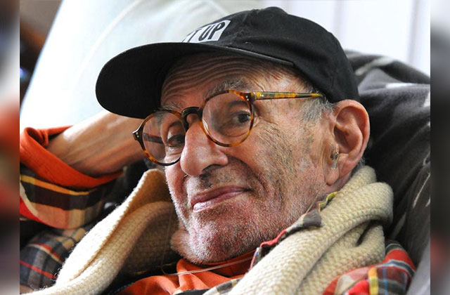 AIDS Activist Larry Kramer Carries on Fight; In Town Next Week