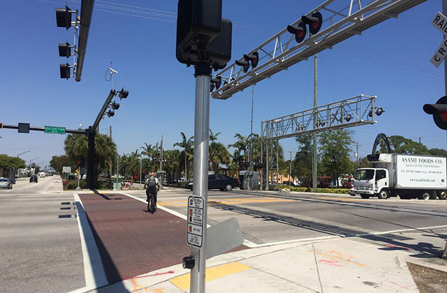 Oakland Park Boulevard Closing For Rail Work