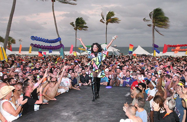 Pride Fort Lauderdale Declares Beach Move a Success