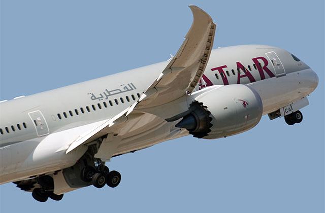 Boycott Effort Launched Against Qatar Airways