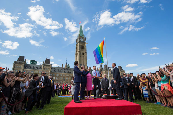Canada Joins Global LGBTI Rights Initiative