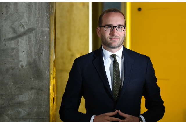 Chad Griffin To Step Down As Human Rights Campaign President