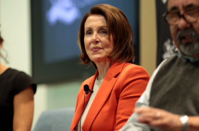 102 LGBT Leaders 'Enthusiastically Endorse' Nancy Pelosi For Speaker