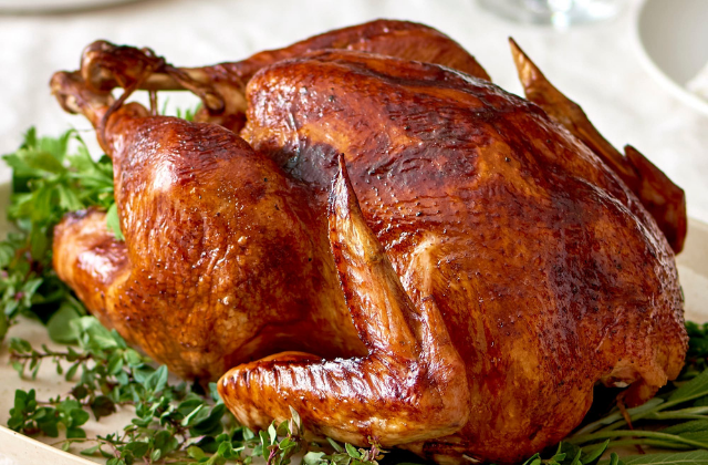 Ricks Reviews: Turkey Talk-How To Roast The Perfect Turkey