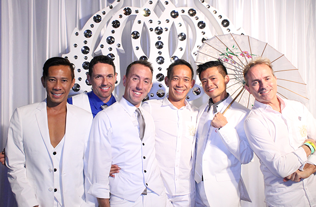 White Party Returns Saturday