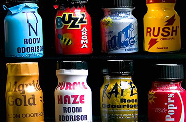 Australian Officials Rethink Proposed Ban On Poppers