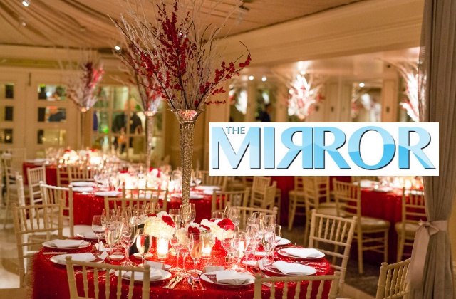Mirror: Star Attractions, Designing Centerpieces For Cocktails