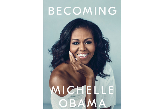 Michelle Obama's Book No. 1