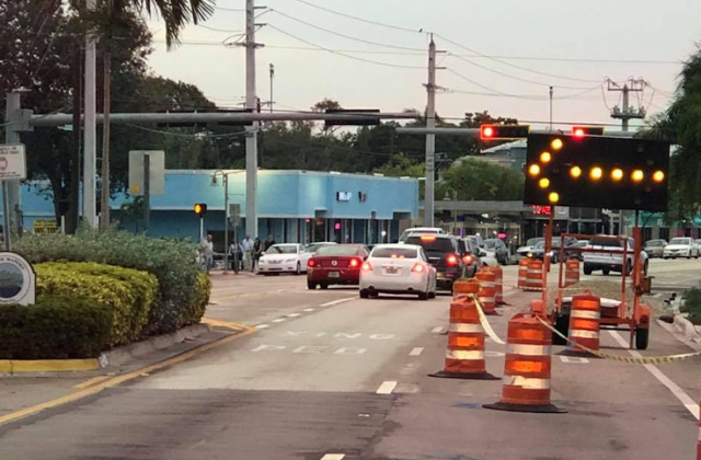 Businesses Have Mixed Feelings Over Wilton Drive Project