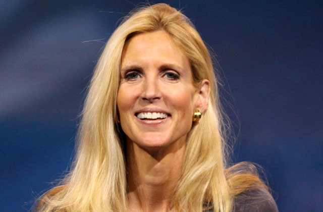 Ann Coulter: Don't Let in People with HIV
