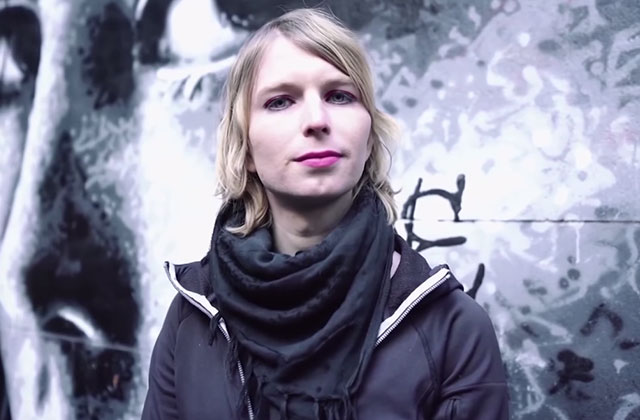 Chelsea Manning has her eye on a seat in the US Senate