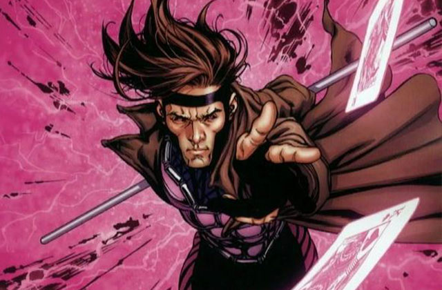Marvel Character Gambit Almost Portrayed as Bisexual