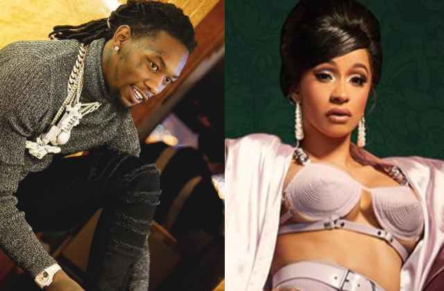Rappers Cardi B and Offset Under Fire For Homophobic Remarks