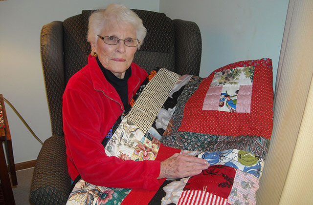 Quilts of Gee's Bend Exhibit: 'Not your mother's quilt'