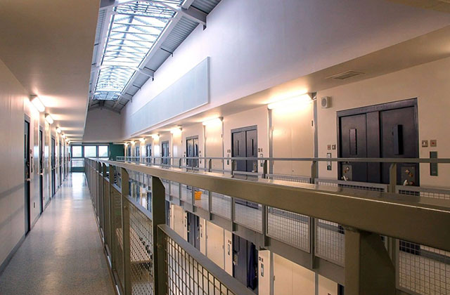 British Prison Bans Lesbian Inmates from Sharing Cells